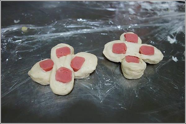 香蔥熱狗麵包 (8)