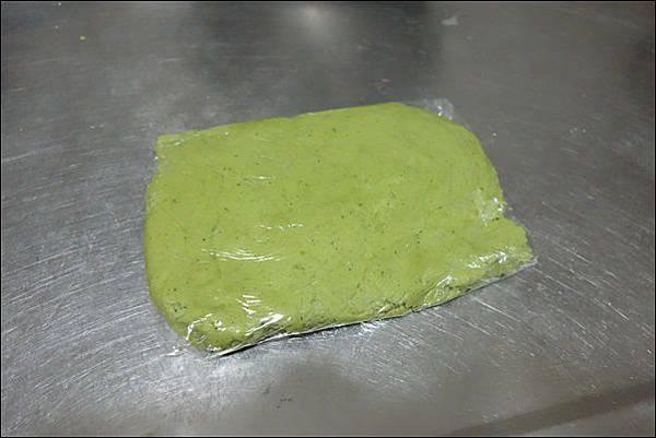 抹茶烏龜波蘿麵包 (6)