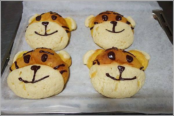 巧虎造型麵包 (20)