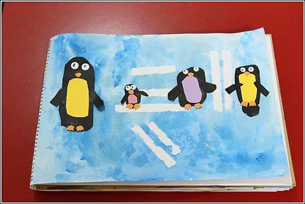 寶貝企鵝 (2)