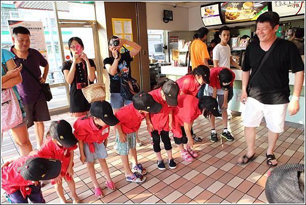 麥當勞小小服務員體驗 (9)
