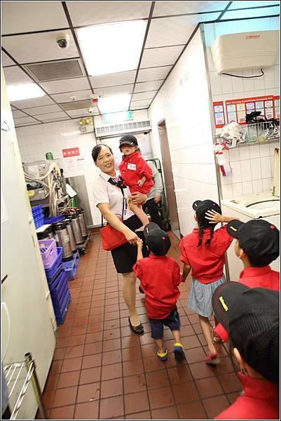 麥當勞小小服務員體驗 (12)