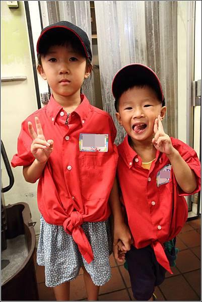 麥當勞小小服務員體驗 (17)