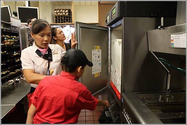 麥當勞小小服務員體驗 (20)
