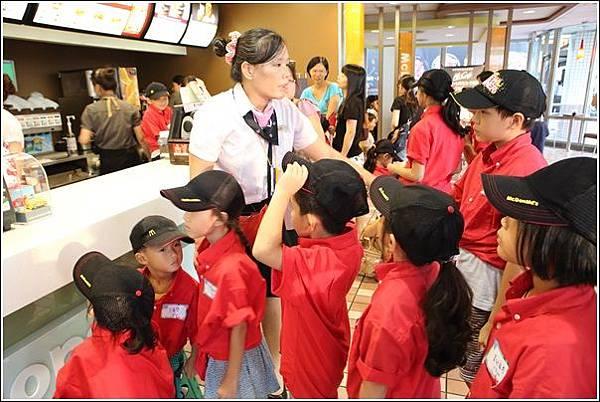 麥當勞小小服務員體驗 (21)