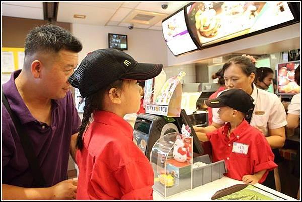 麥當勞小小服務員體驗 (25)