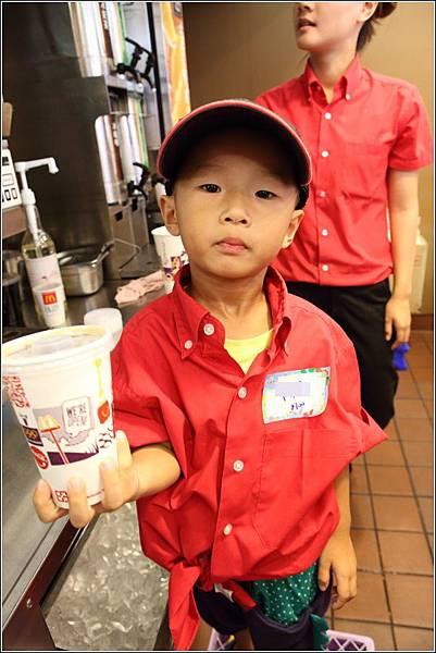 麥當勞小小服務員體驗 (32)