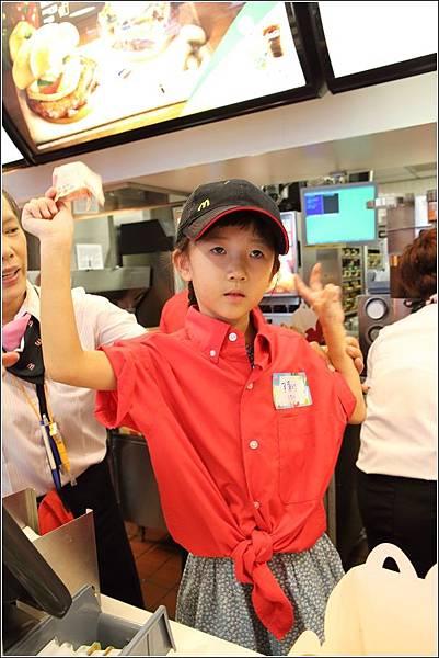麥當勞小小服務員體驗 (34)