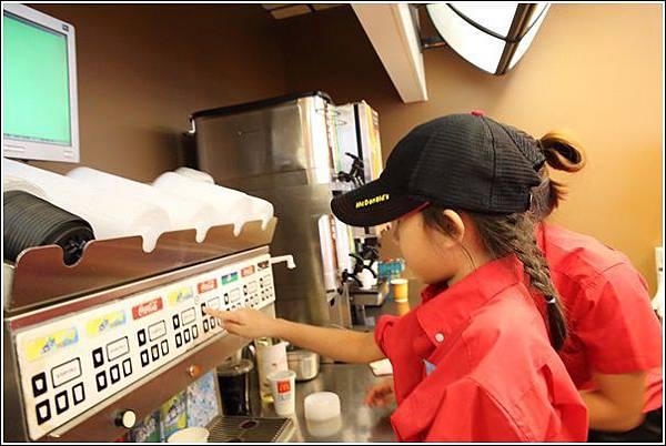 麥當勞小小服務員體驗 (36)