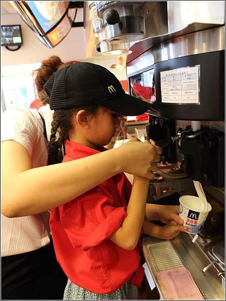 麥當勞小小服務員體驗 (37)