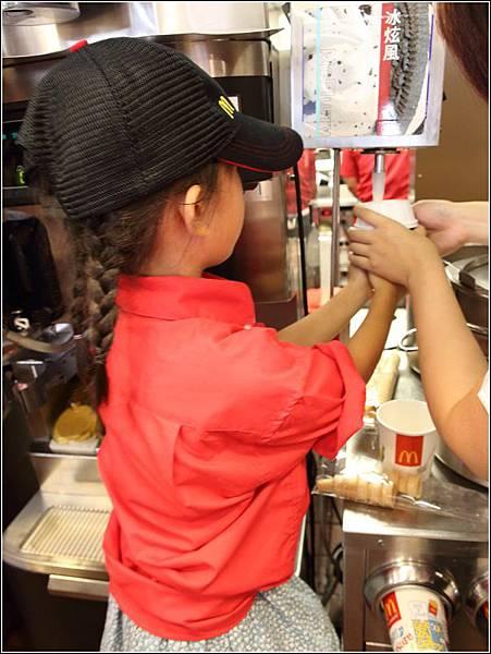 麥當勞小小服務員體驗 (38)