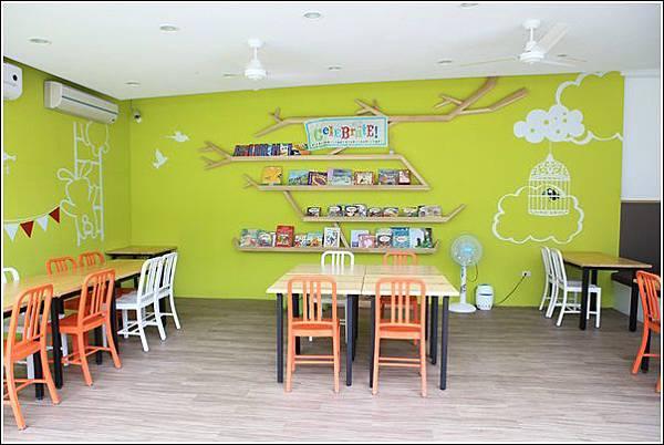 QBee森林親子餐廳 (32)