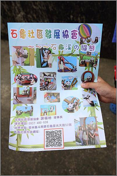 石龜溪貓熊彩繪 (52)