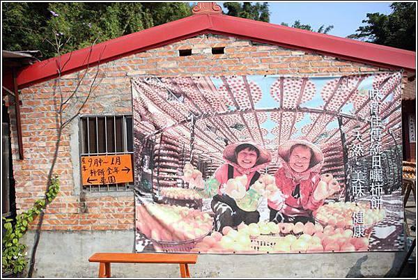 味衛佳柿餅觀光工廠 (3)