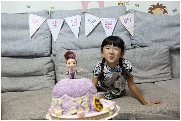 昕六歲生日 (5)