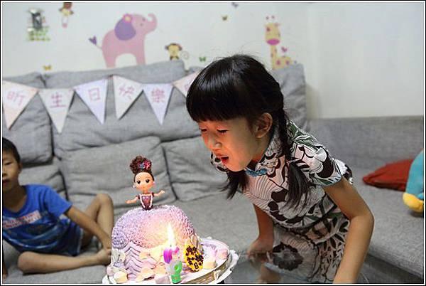 昕六歲生日 (9)