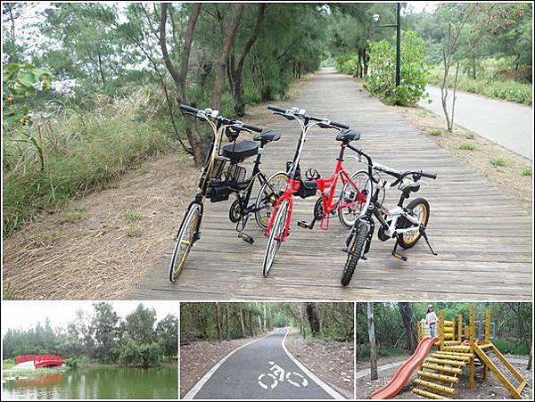 竹南濱海森林遊憩區自行車道 (1)