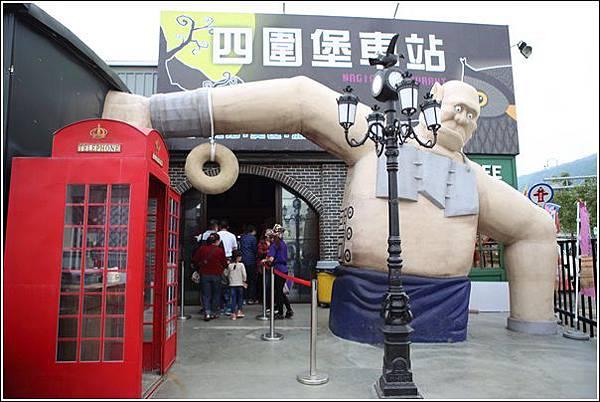 四圍堡車站 (6)