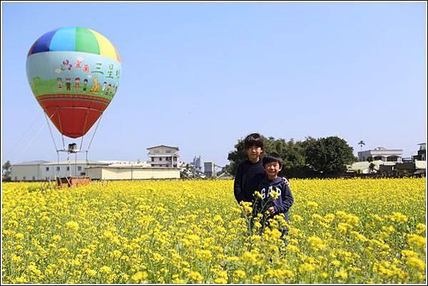 三星熱氣球花海節 (8)