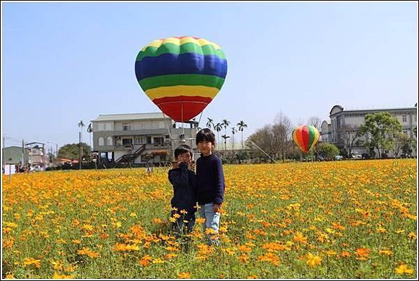 三星熱氣球花海節 (10)