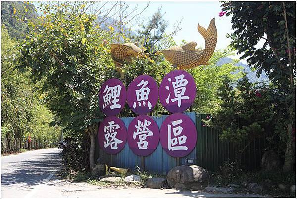 鯉魚潭露營區 (1)