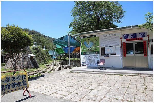鯉魚潭露營區 (2)