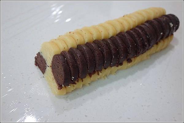 巧克力方格手工餅乾 (18)