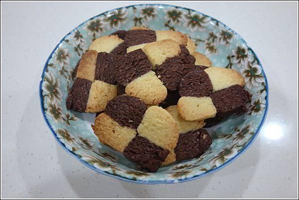 巧克力方格手工餅乾 (23)