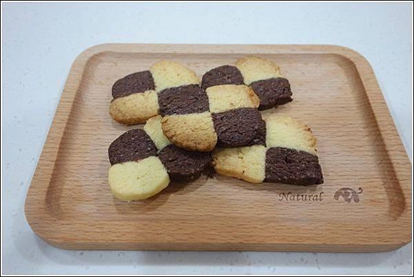 巧克力方格手工餅乾 (22)
