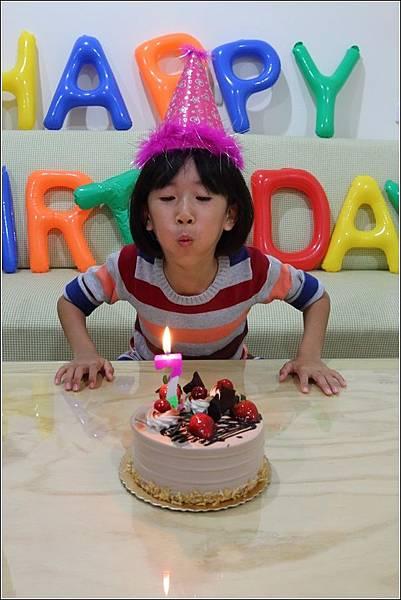七歲生日 (8)