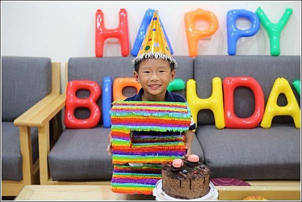 奕五歲生日 (4)