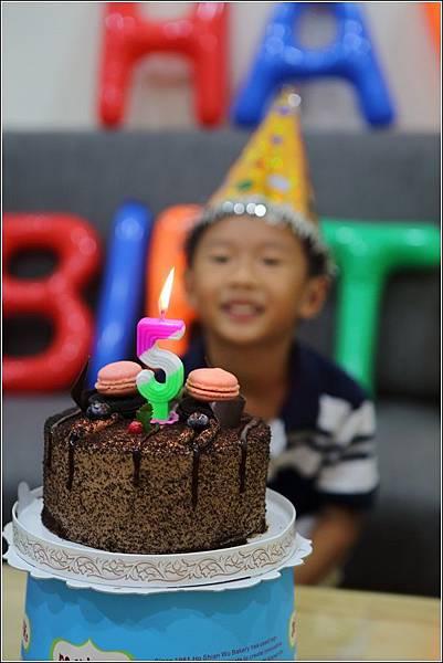 奕五歲生日 (6)