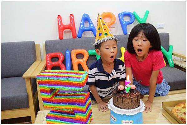 奕五歲生日 (8)