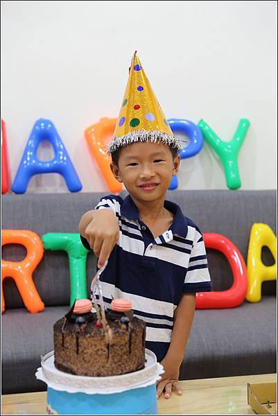 奕五歲生日 (9)
