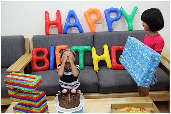 奕五歲生日 (10)