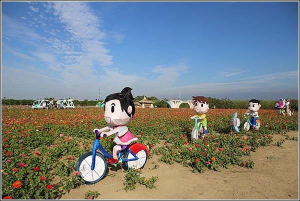 義竹玉米迷宮 (2)