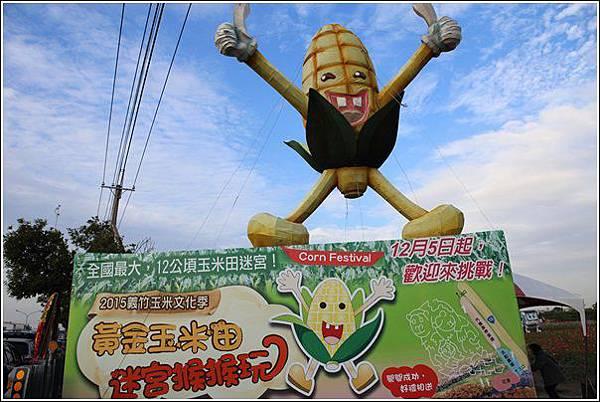 義竹玉米迷宮 (1)