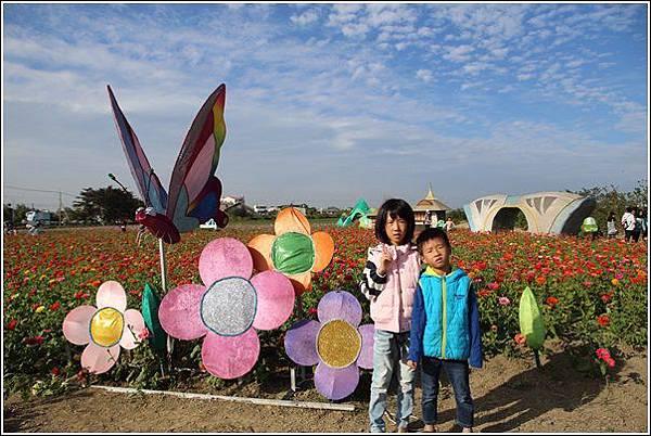 義竹玉米迷宮 (5)