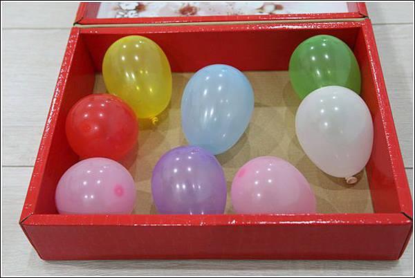 藤球燈串DIY (7)