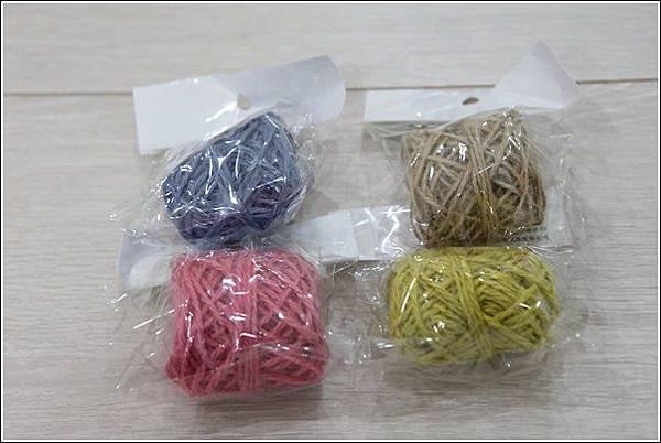 藤球燈串DIY (6)