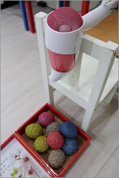 藤球燈串DIY (12)