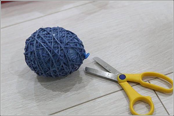 藤球燈串DIY (14)