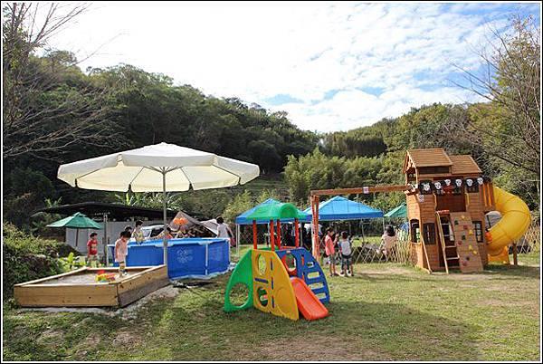 小尖石露營區