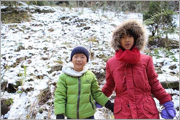 尖石賞雪 (2)