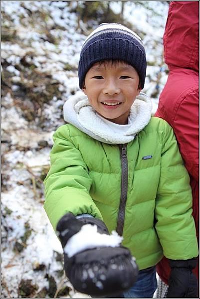 尖石賞雪 (3)