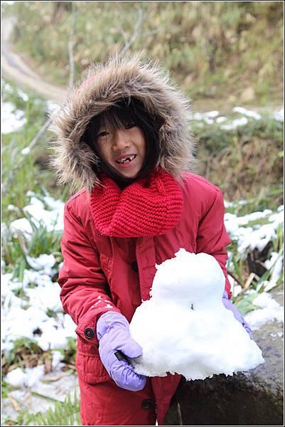 尖石賞雪 (9)