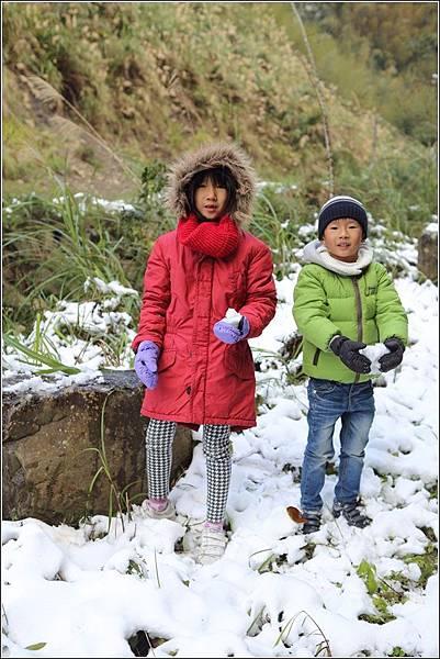 尖石賞雪 (18)