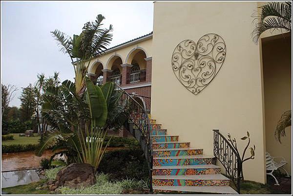探索迷宮歐式庭園餐廳 (3)