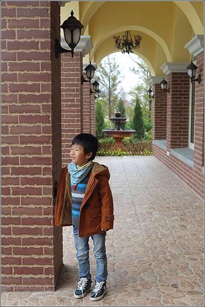 探索迷宮歐式庭園餐廳 (8)