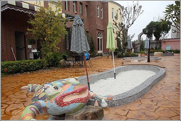 探索迷宮歐式庭園餐廳 (15)